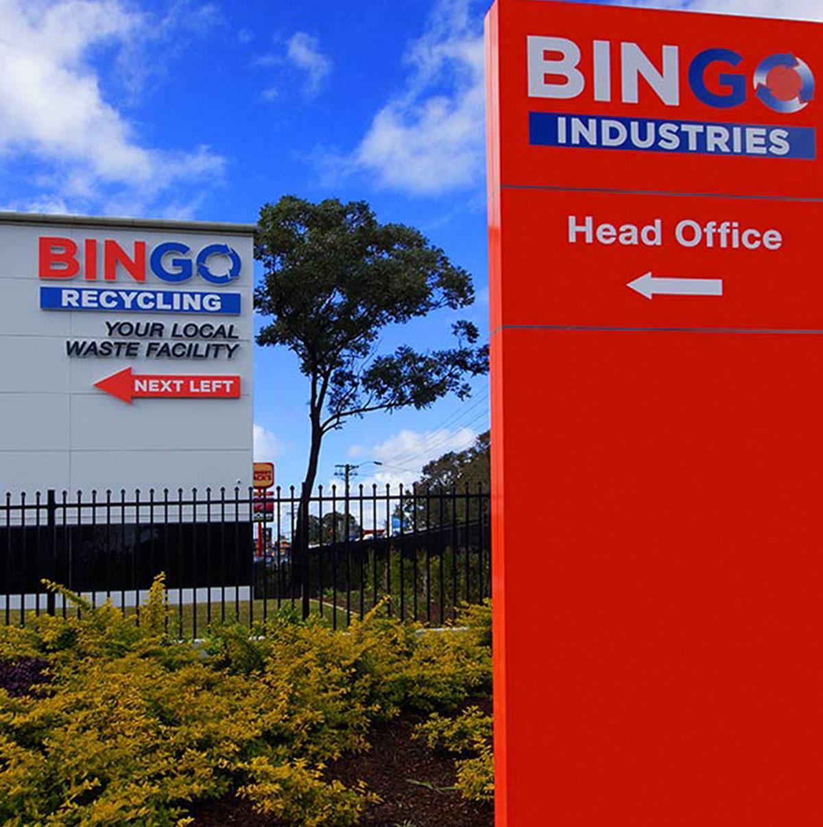 Our Creation - Bingo Industries