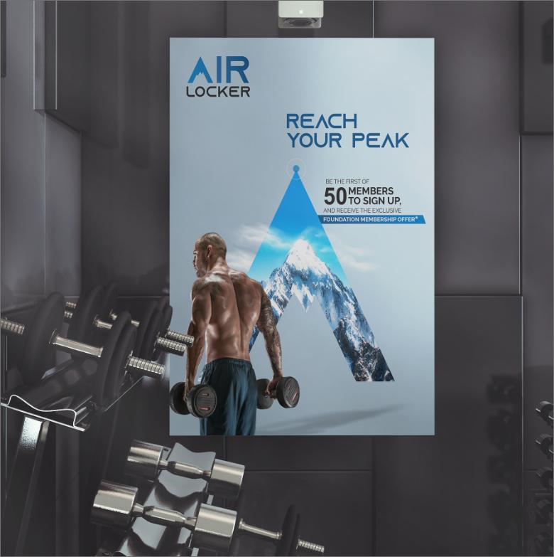 Our Creation - Air Locker Training